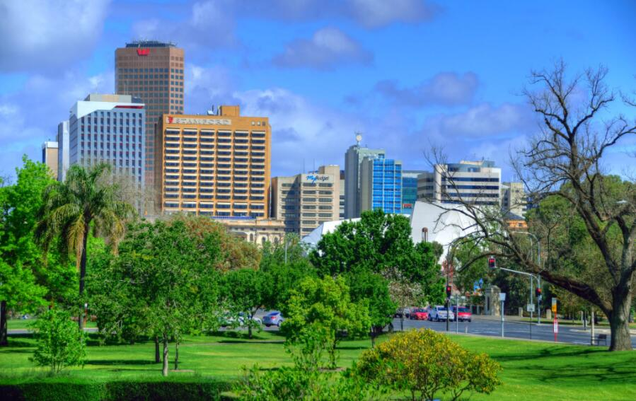 Adelaide's parks are one of its main attractions