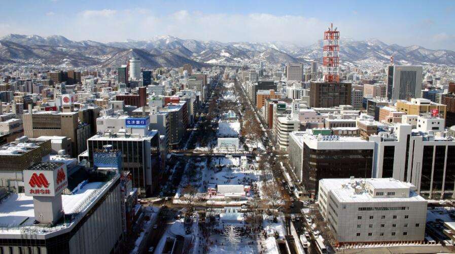 Best cities to study in Japan - Sapporo
