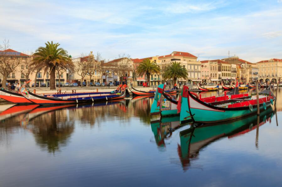 Best cities to study in Portugal - Aveiro