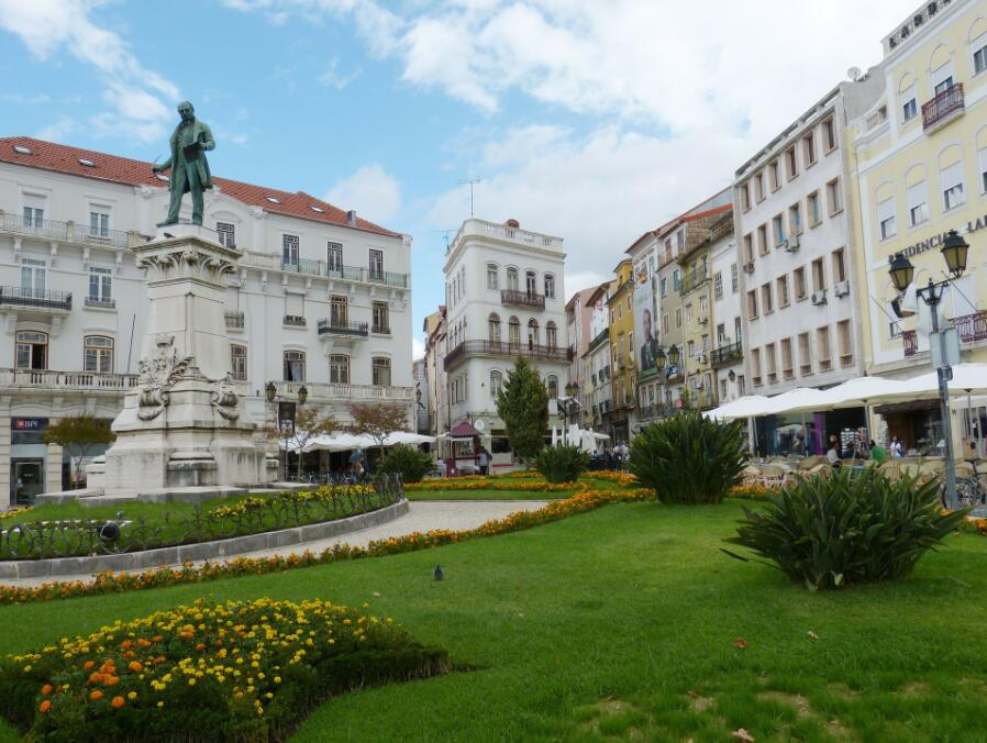 Best cities to study in Portugal - Coimbra