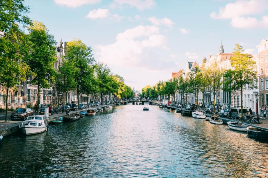 Best cities to study in the Netherlands - Amsterdam
