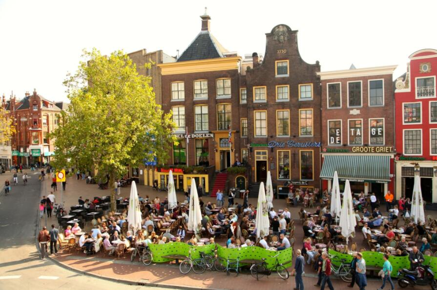 Best cities to study in the Netherlands - Groningen