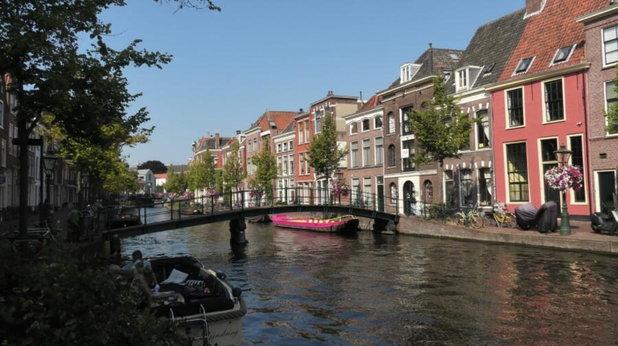 Best cities to study in the Netherlands - Leiden