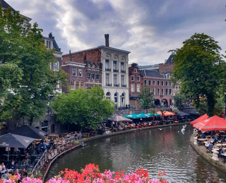 Best cities to study in the Netherlands - Utrecht