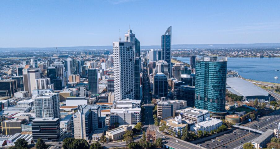 Perth is Australia's most isolated large city