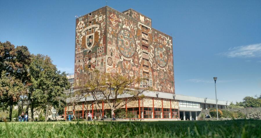 The National Autonomous University of Mexico is the largest in the Americas in number of students