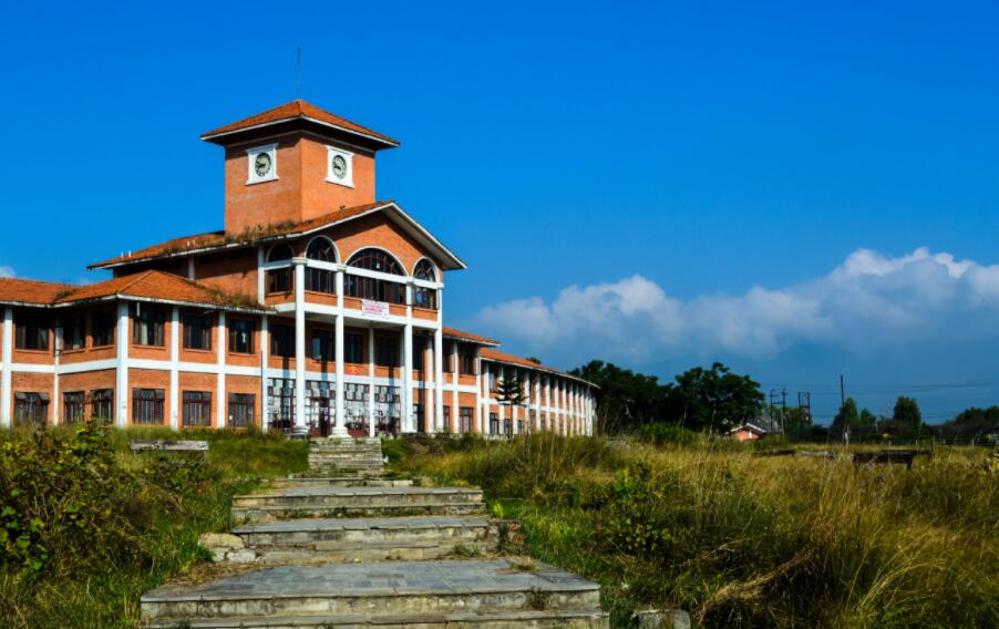 Tribhuvan University is the world's largest in number of students