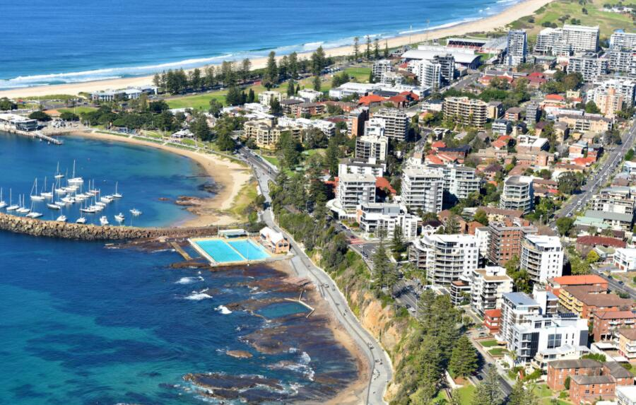 Wollongong is ideal for those who enjoy a more relaxed lifestyle