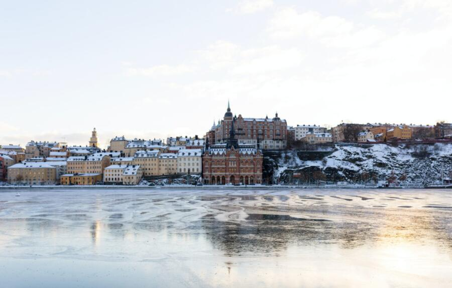 The cold of winter can be a big challenge for those who decide to exchange in Sweden
