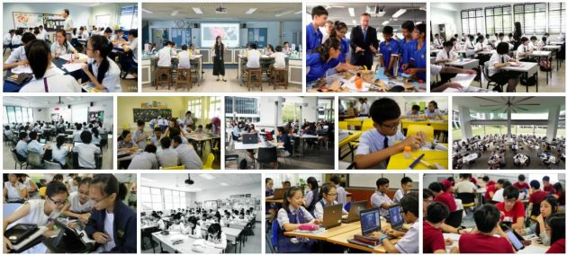Singapore Higher Education
