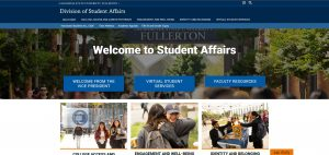 Welcome to Student Affairs - Cal State Fullerton